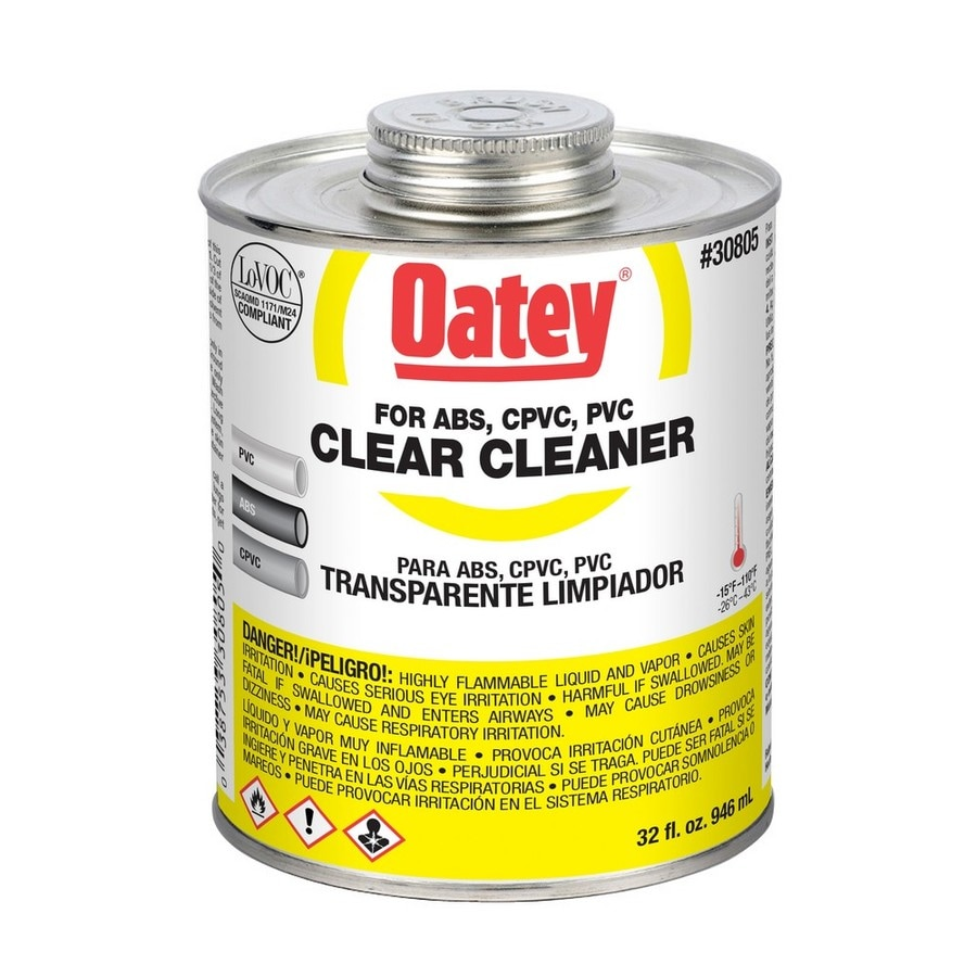 Oatey 32-fl oz Cleaner