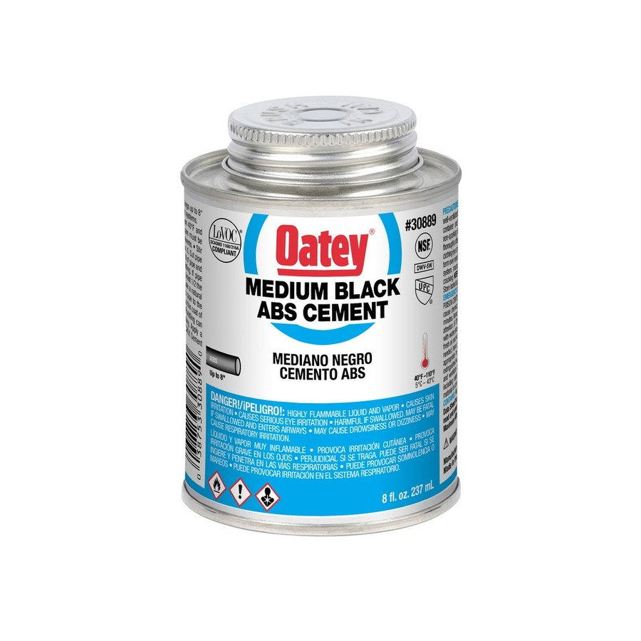 Oatey 8-fl oz ABS Cement
