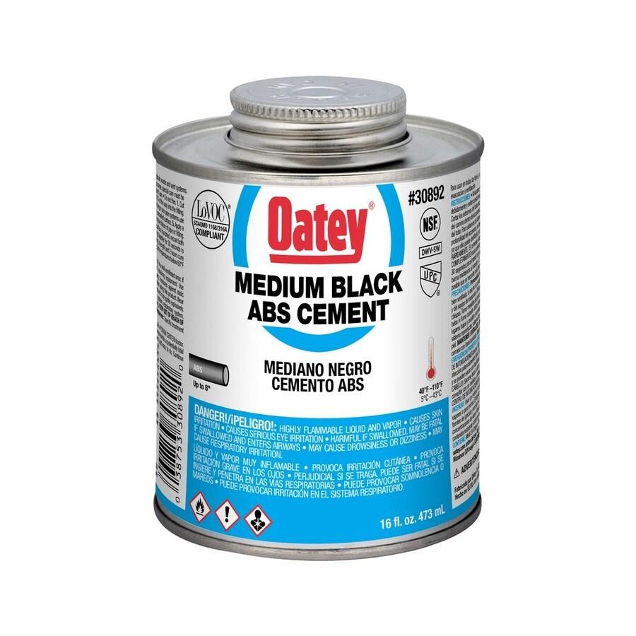 Oatey 16-fl oz ABS Cement