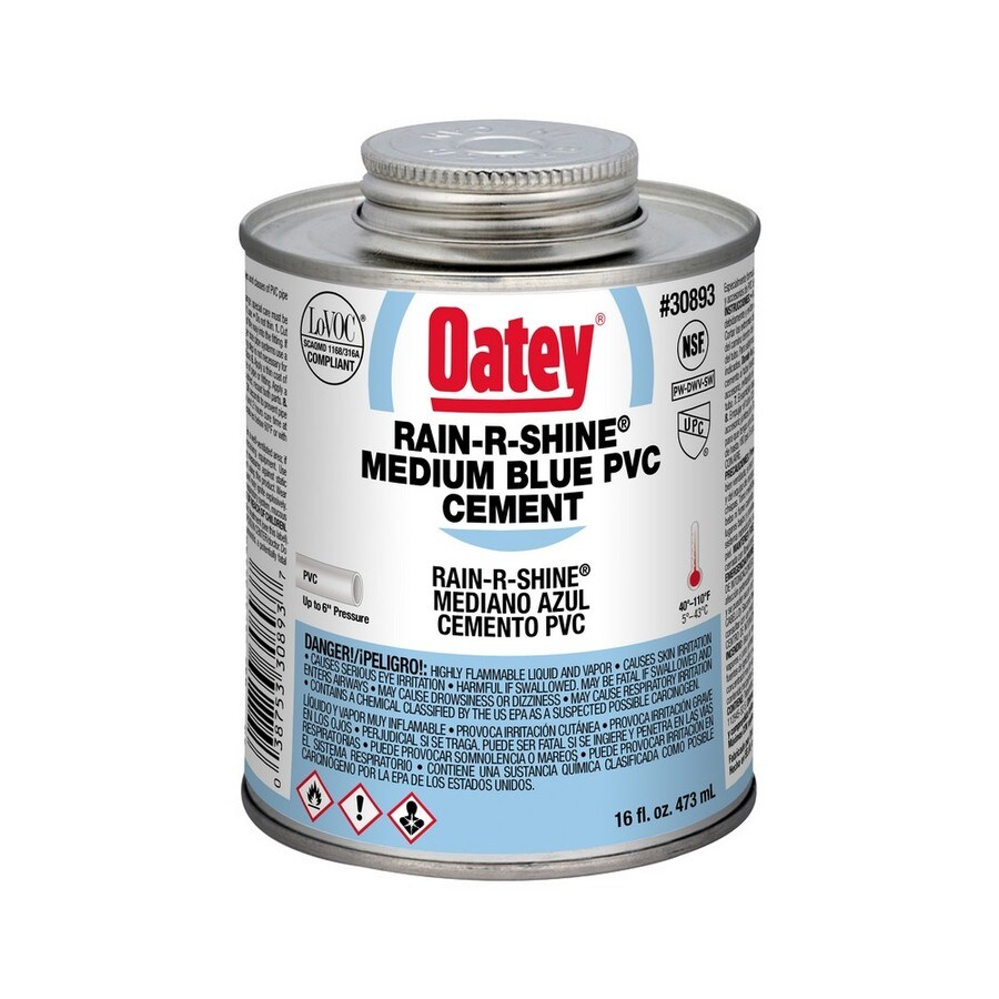 Oatey 16-fl oz PVC Cement
