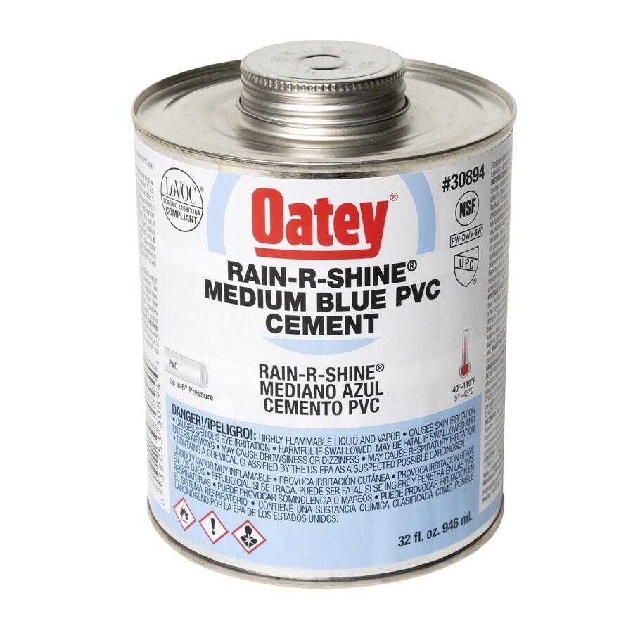 Oatey 32-fl oz LO-VOC PVC Cement