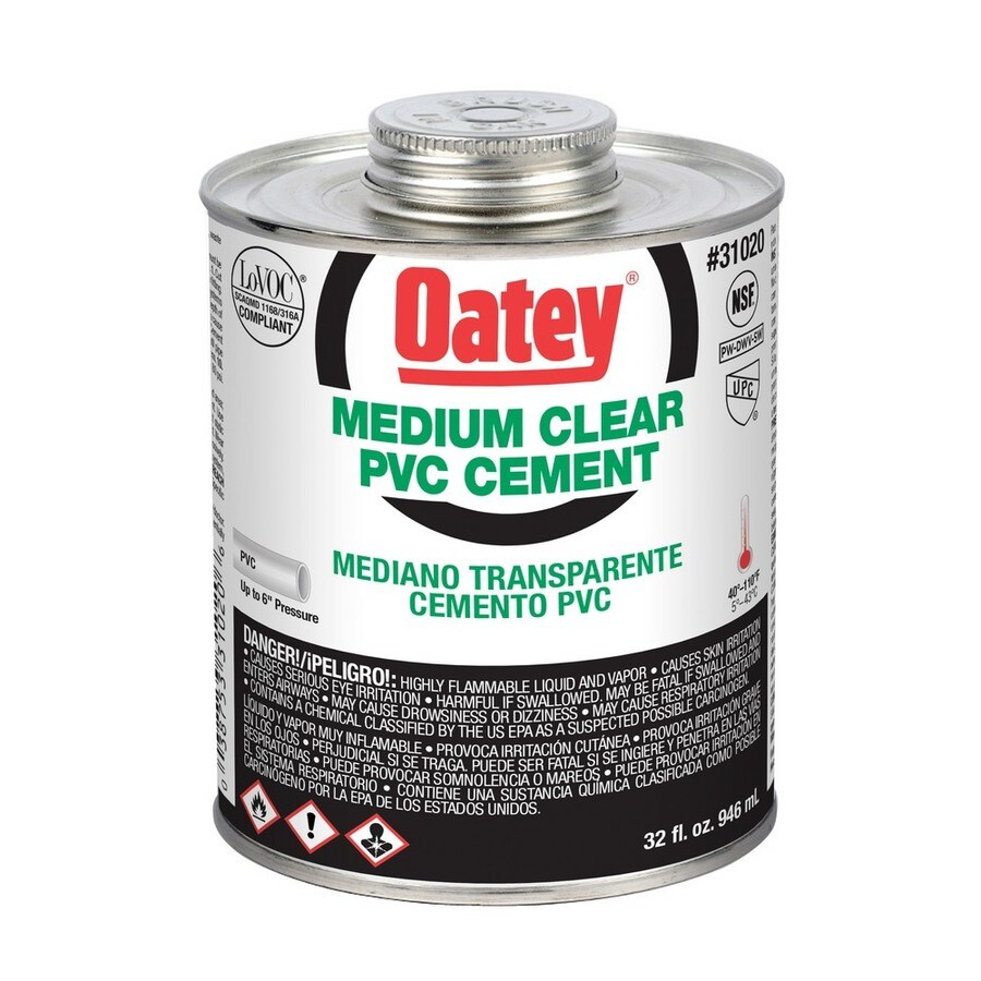 Oatey 32 Oz. PVC Cement