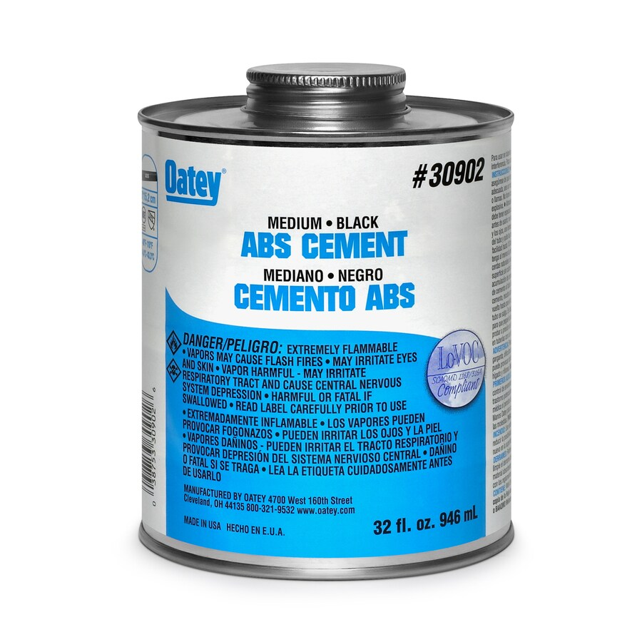 Oatey 32 fl oz LO-VOC Abs Cement