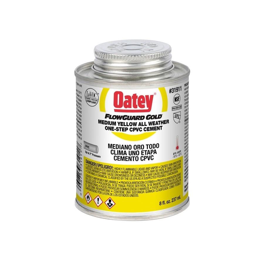 Oatey 8-fl oz CPVC Cement