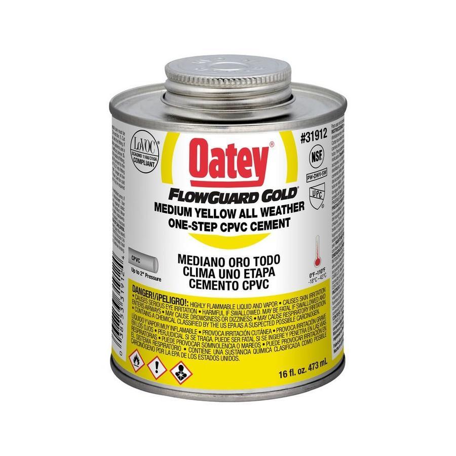 Oatey 16 fl oz CPVC Cement