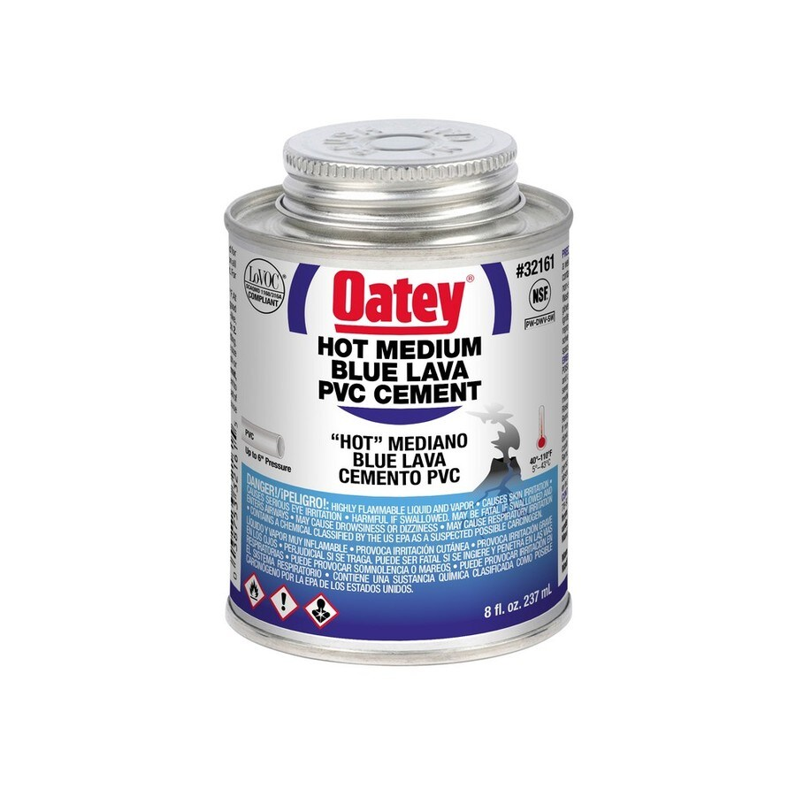 Oatey 8 fl oz PVC Cement