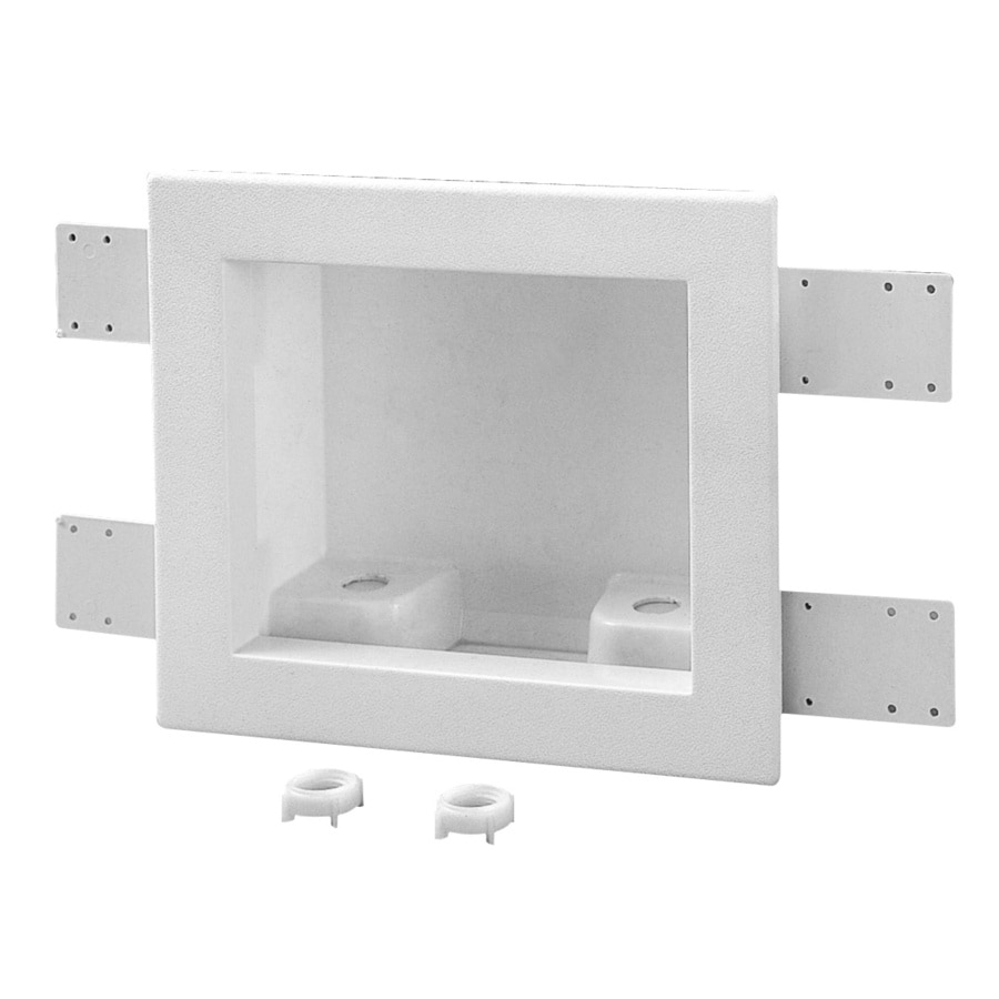 Oatey Valve CPVC Washing Machine Outlet Box