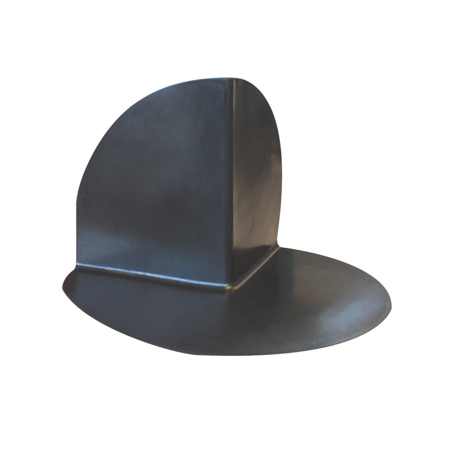 Oatey Dam Corners Black Solid Surface Shower Pan Liner