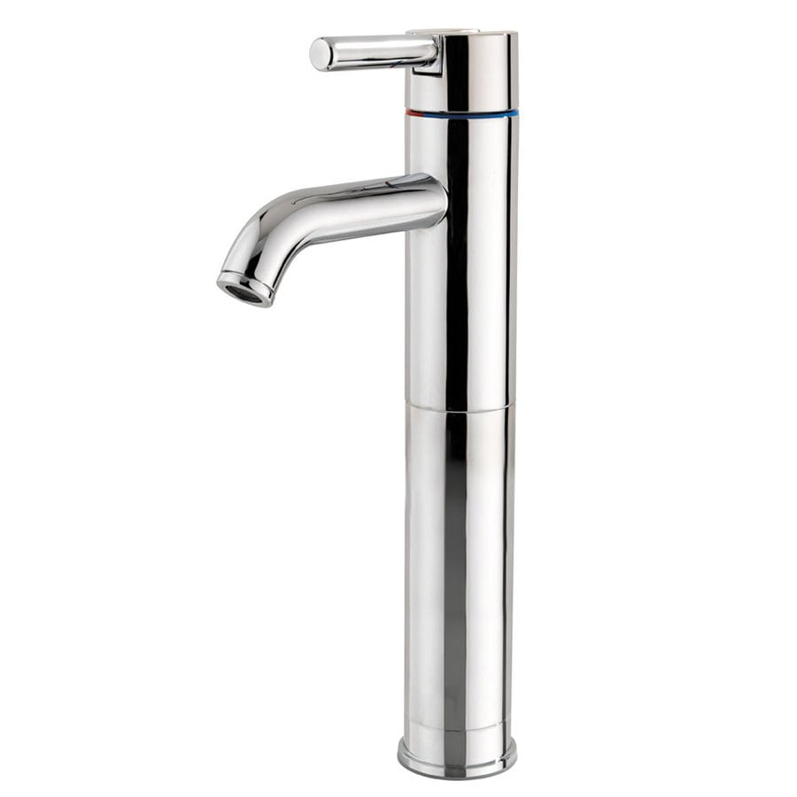 Pfister Contempra Polished Chrome 1-Handle Single Hole WaterSense Bathroom Faucet