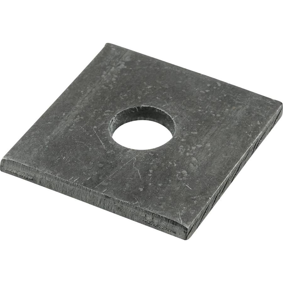 Fas-n-Rite 1-Count 5/8-in Plain Steel Standard (SAE) Square Washer