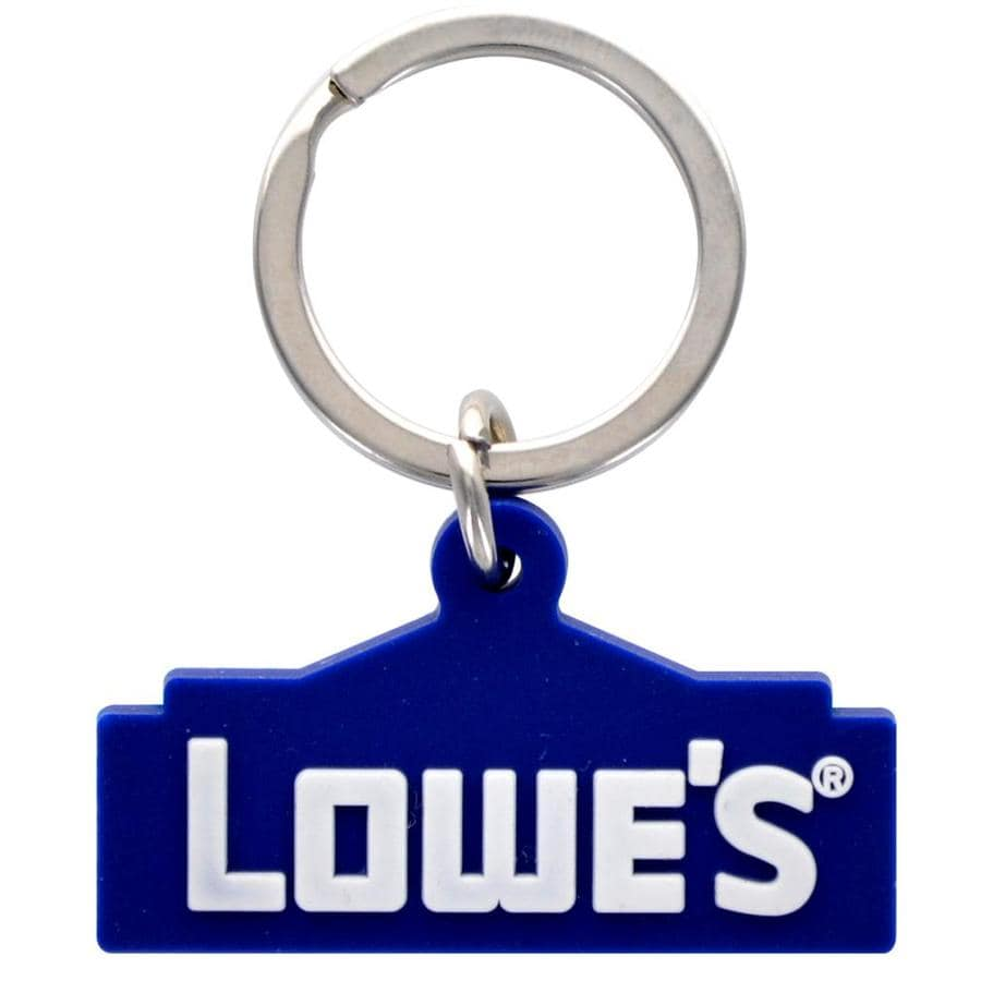 The Hillman Group Lowe's Branded Key Chain
