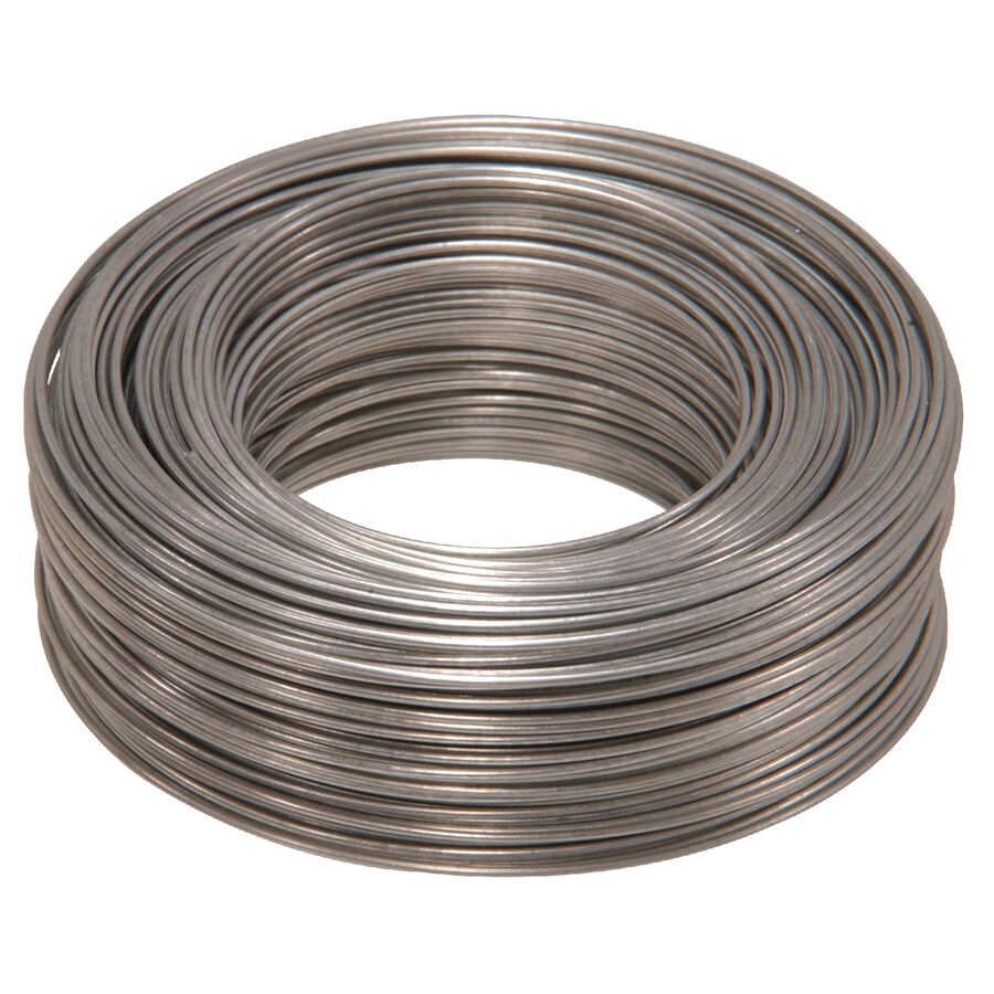 The Hillman Group 20-Gauge 175-ft Galvanized Picture Hanging Wire