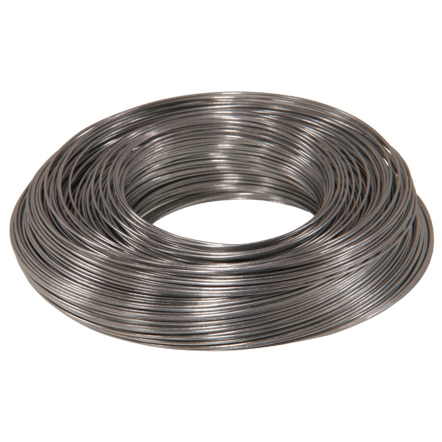 The Hillman Group 24-Gauge Galvanized Steel Wire