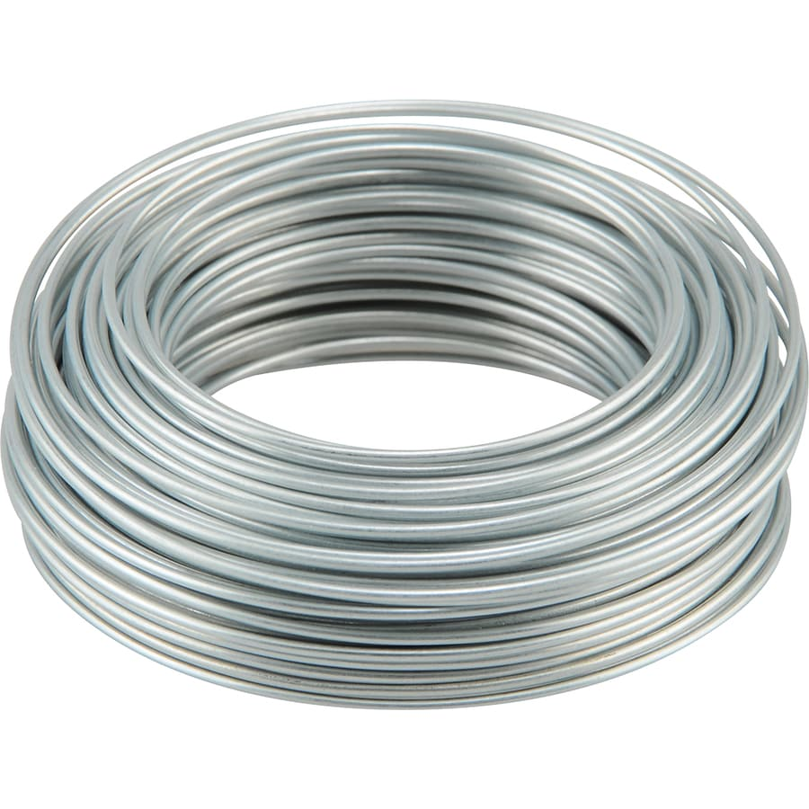 The Hillman Group 19 Gauge Galvanized Steel Wire