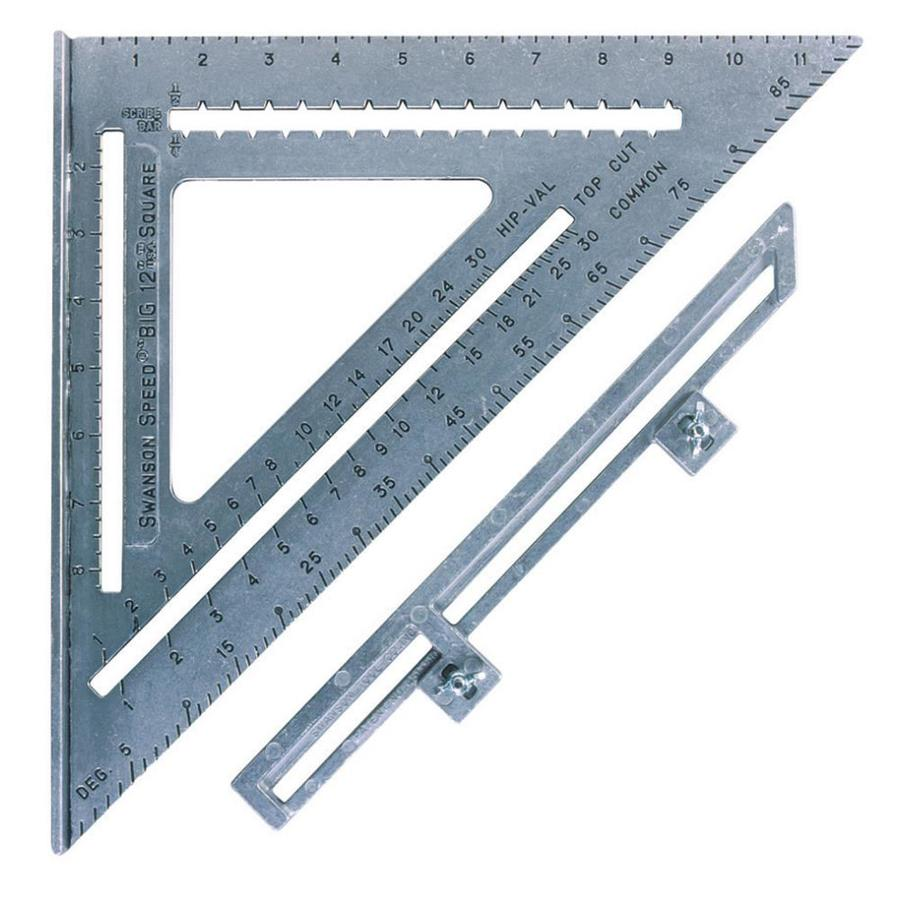 Swanson Tool Company 12-in Speed Square
