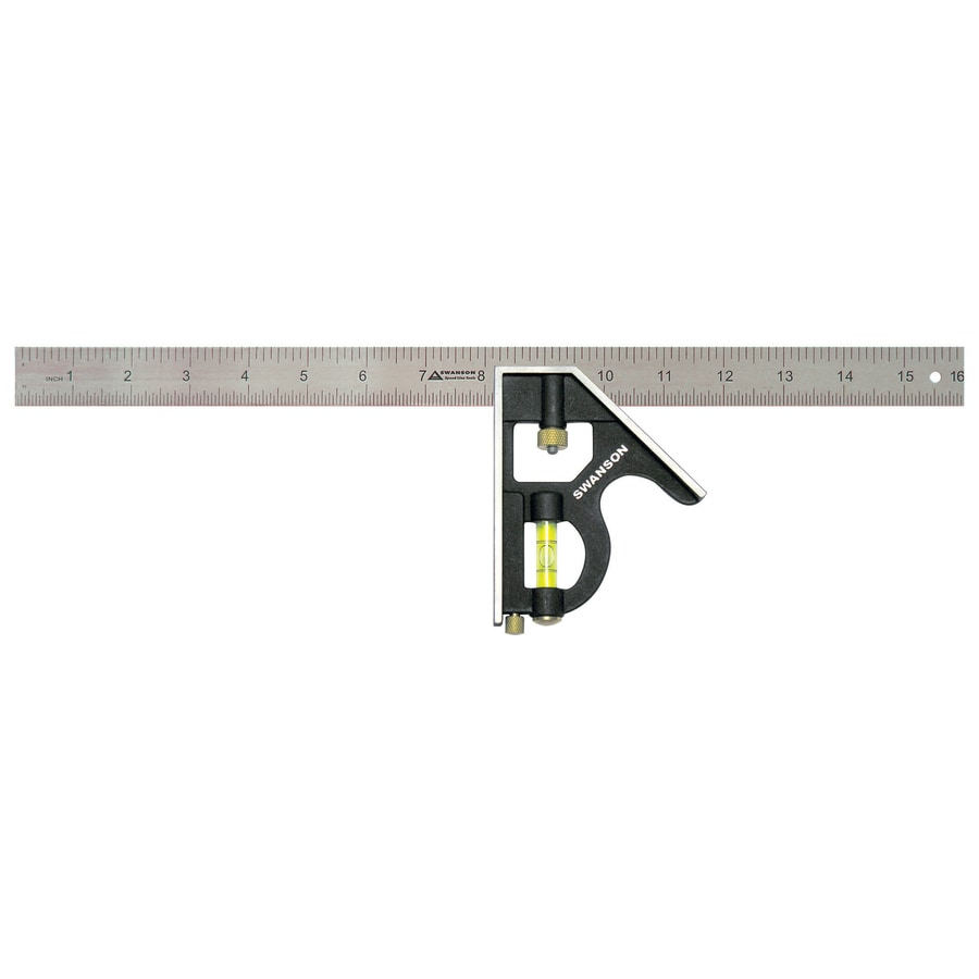 Swanson Tool Company 16-in Combo Square