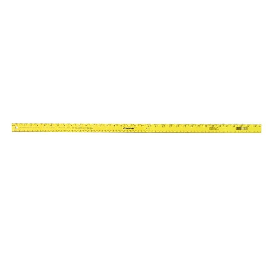 Swanson Tool Company 36-in Yellow Yard Stick