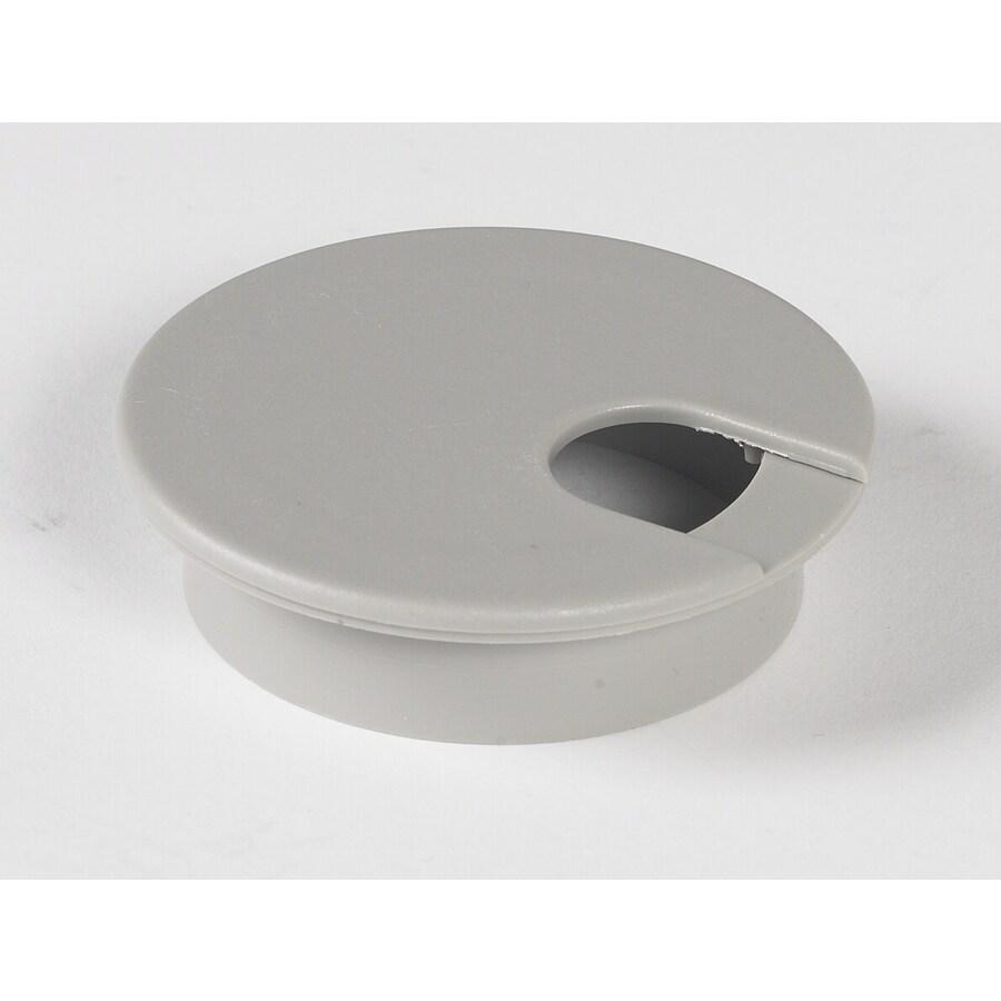 SERVALITE 2-1/2-in Plastic Desk Grommet
