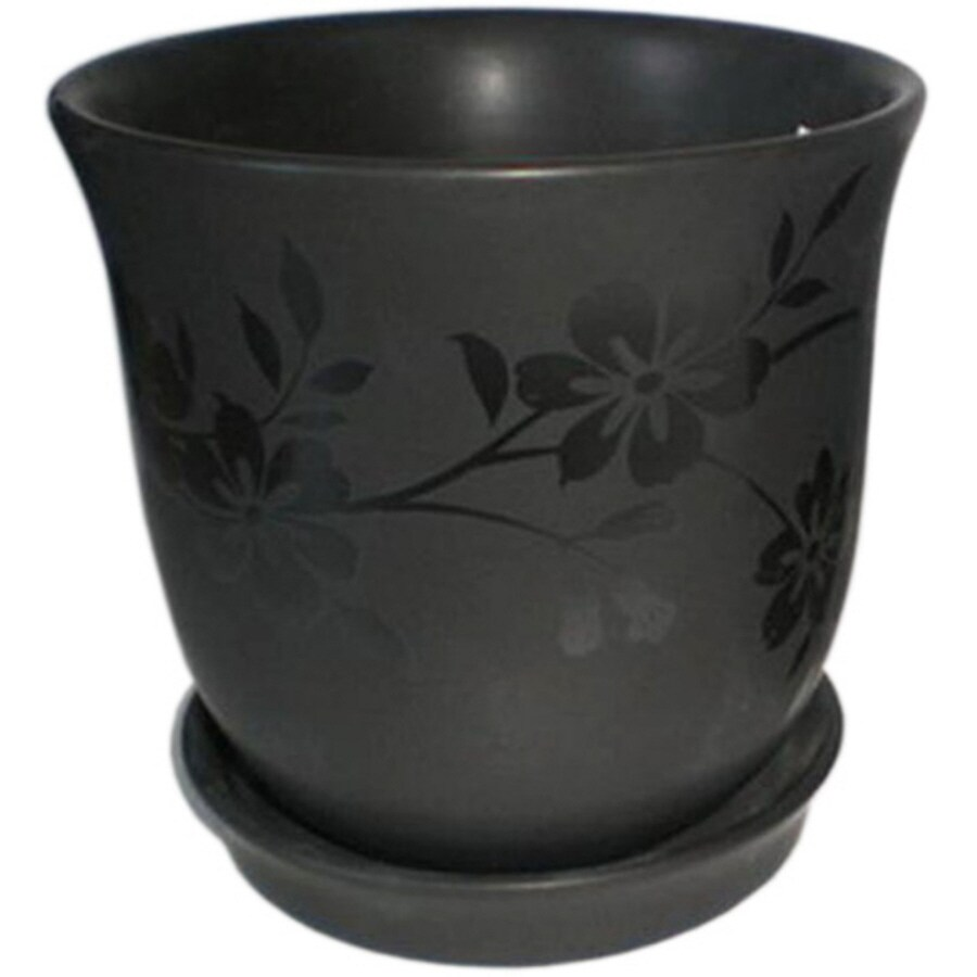 New England Pottery 6.102-in x 5.905-in Pot