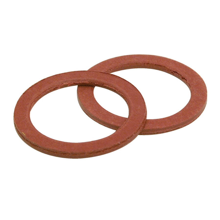 BrassCraft 2-Pack 3/4-in Fiber Cap Thread Gasket