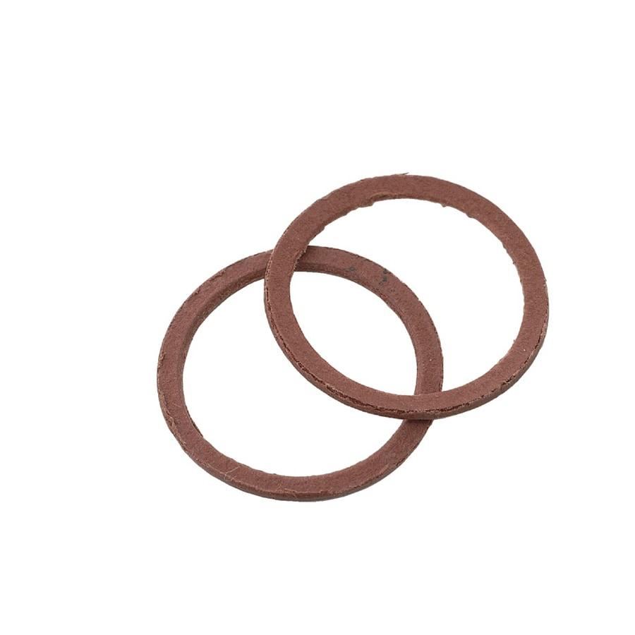 BrassCraft 2-Pack 5/8-in Fiber Cap Thread Gasket