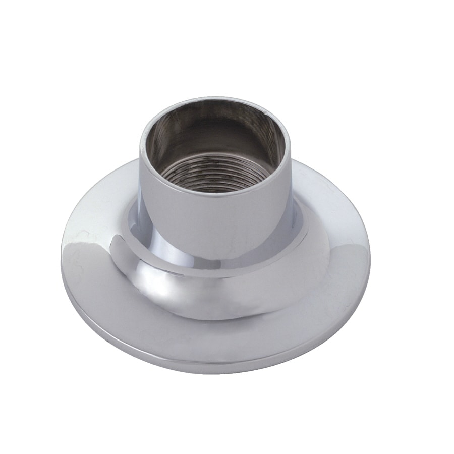 Pfister 2-1/2-in to 1-3/16-in x 1-1/4-in Chrome Deep Flange