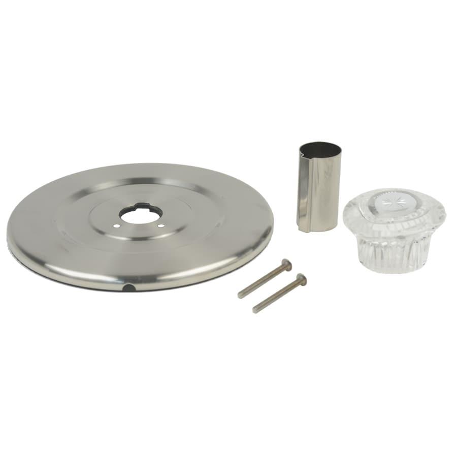 BrassCraft Nickel Tub/Shower Trim Kit