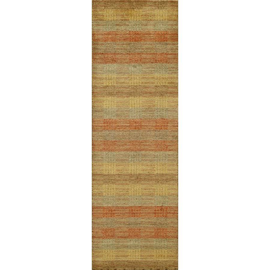 Momeni Austin Multicolor Rectangular Indoor Woven Runner (Common: 2 x 8; Actual: 30-in W x 96-in L)