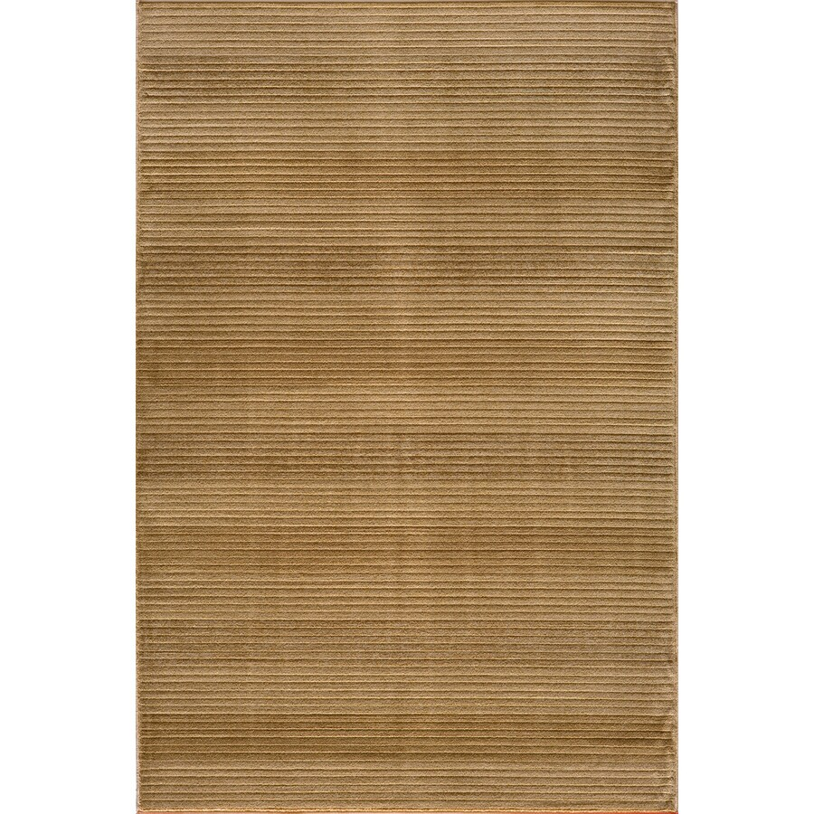 Momeni Cooper Rectangular Brown Transitional Woven Area Rug (Common: 8-ft x 10-ft; Actual: 7.83-ft x 9.83-ft)