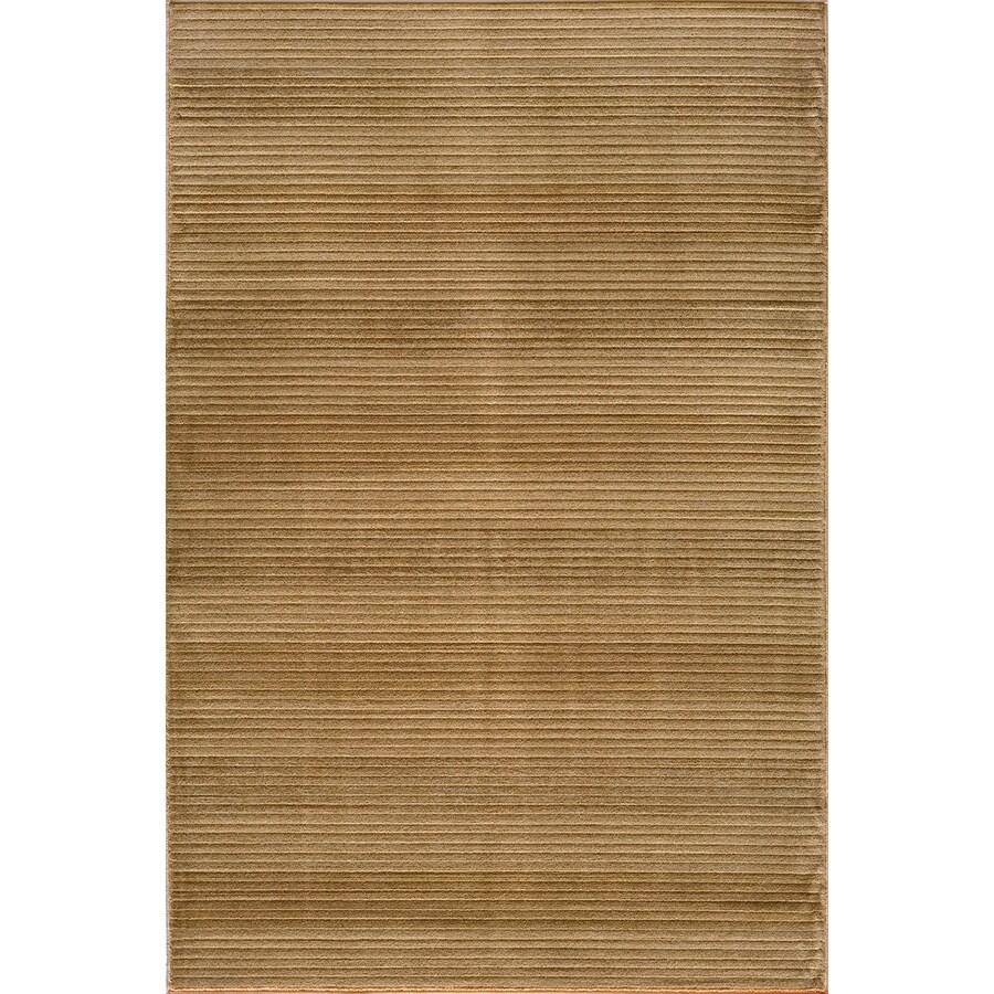 Momeni Cooper Beige Rectangular Indoor Woven Area Rug (Common: 10 x 13; Actual: 111-in W x 150-in L)