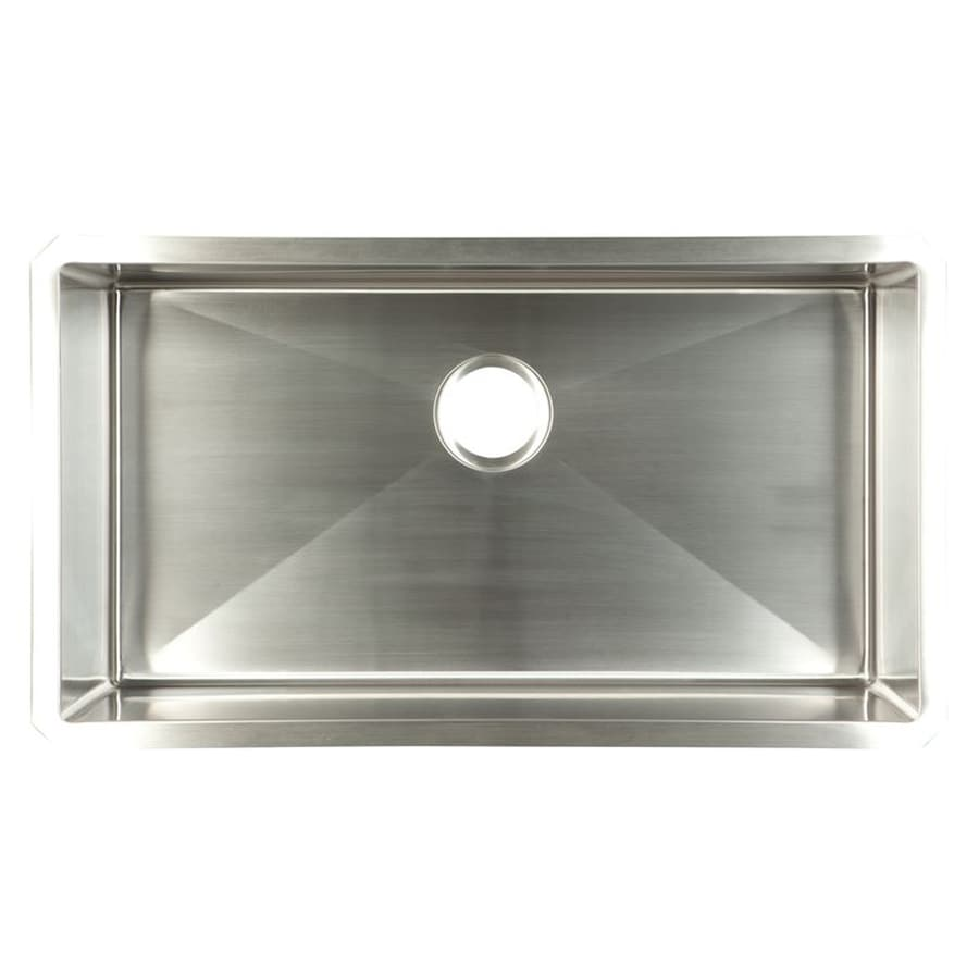 ... -Basin Stainless Steel Undermount Commercial/Residential Kitchen Sink