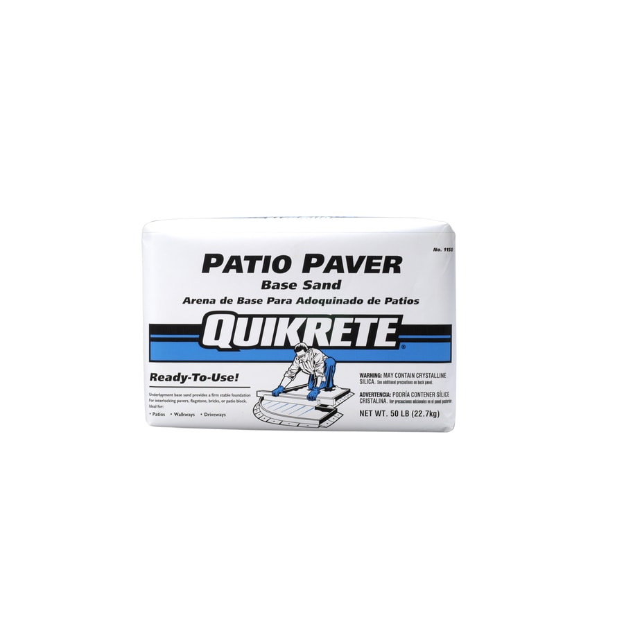 QUIKRETE 50-lbs Patio Paver Sand