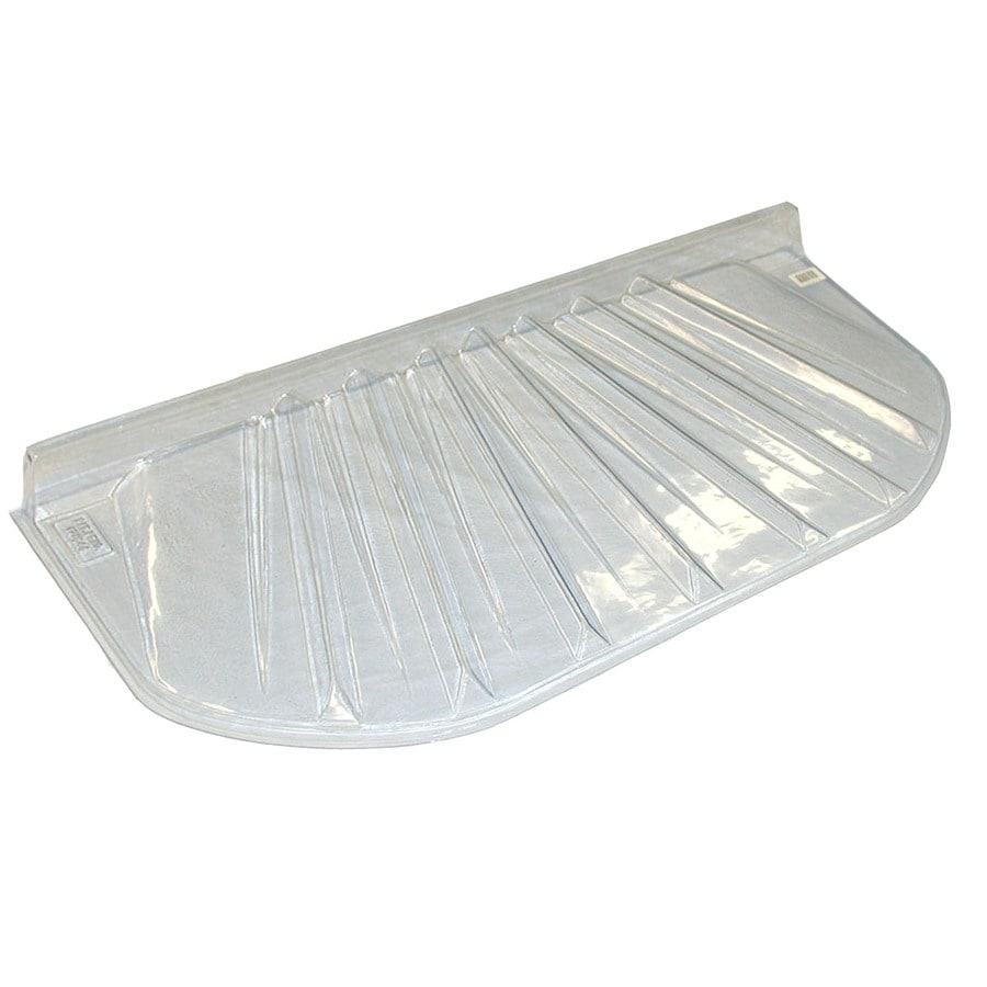 MacCourt 40-in x 13-in x 4-in Plastic Elongated Low Profile Window Well Covers