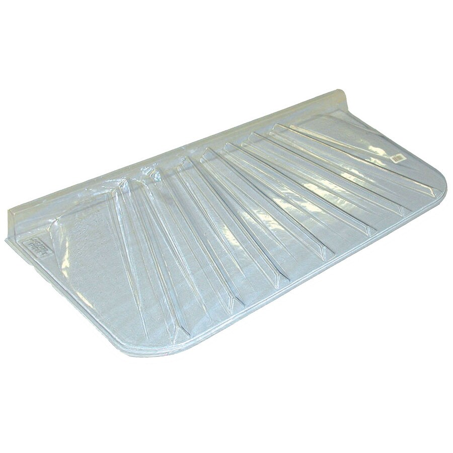 MacCourt 65-in x 25-in x 4-in Plastic Rectangular Low Profile Window Well Covers