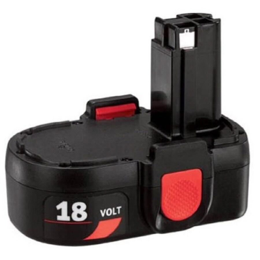 Skil 18-Volt 1.2-Amp Hours Nickel Cadmium (Nicd) Power Tool Battery