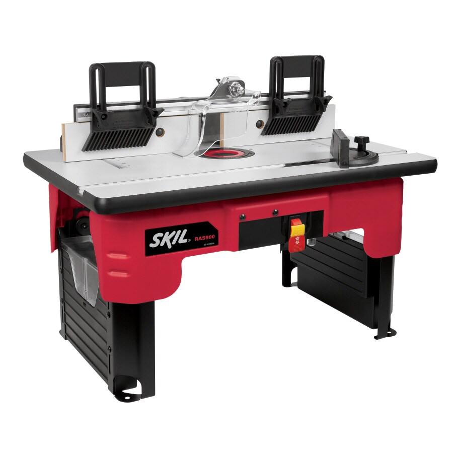 Skil 26-in x 16-1/2-in Router Table