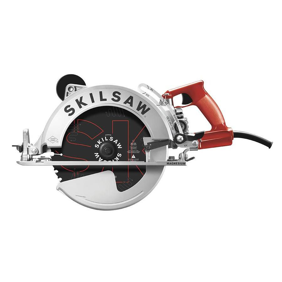 SKILSAW Sawsquatch 15-Amp 10-1/4-in Worm Drive Corded Circular Saw