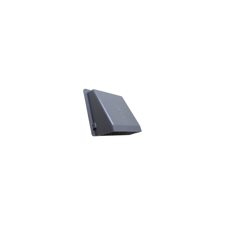 """Lambro 6"""" Gray Plastic Wall Cap"""