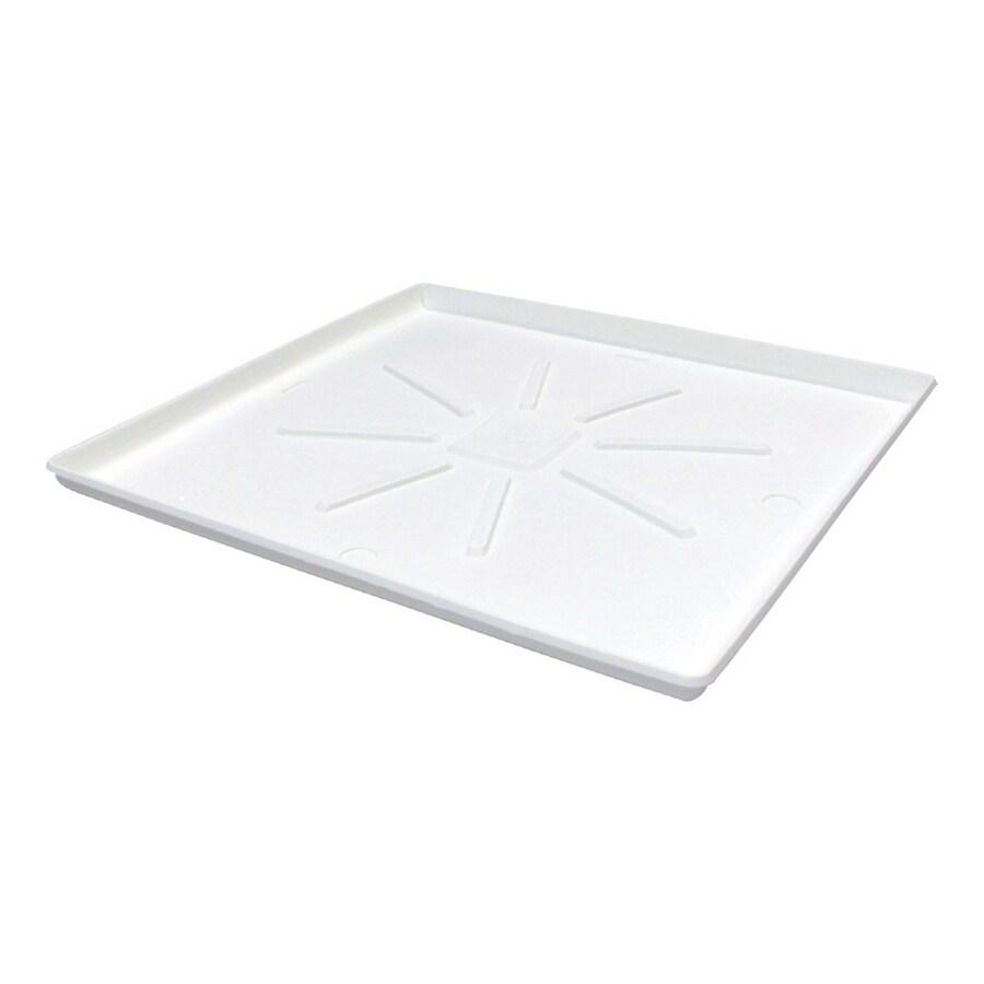 Lambro 31-in x 36-in Premium Heavy-Duty Washer Tray
