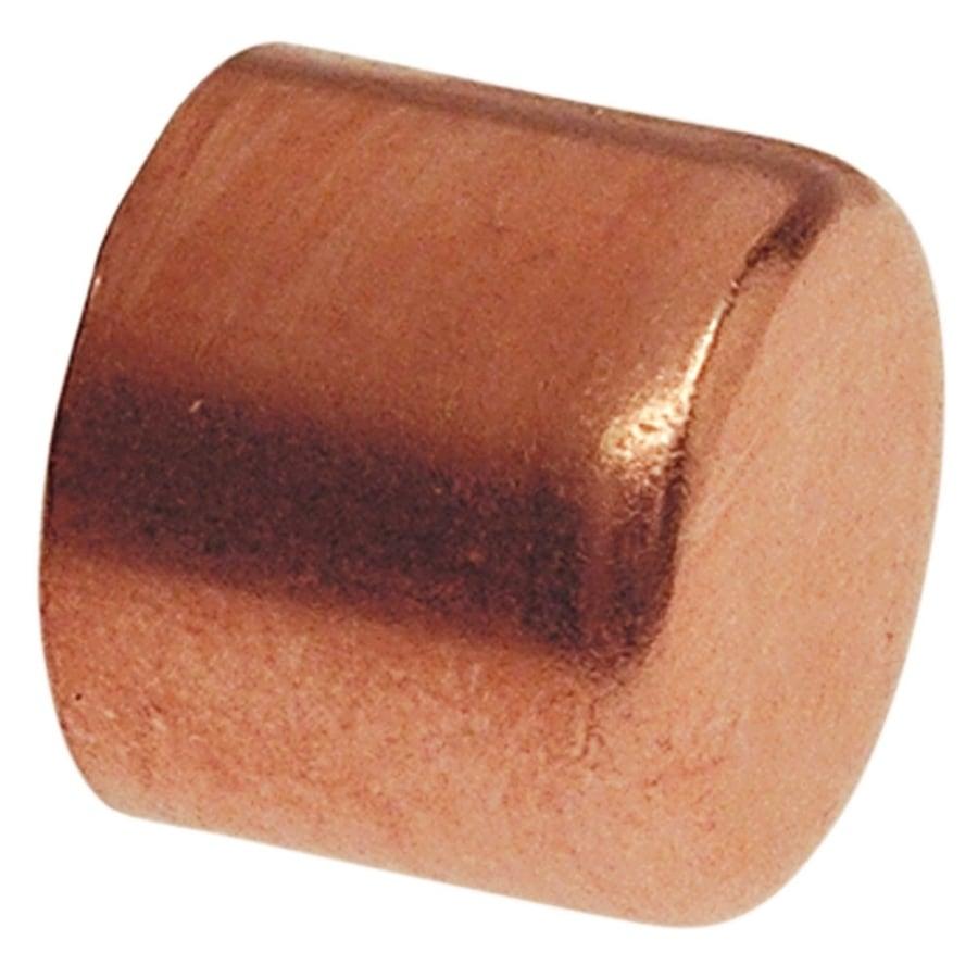 1/4-in Copper Slip Cap Fitting