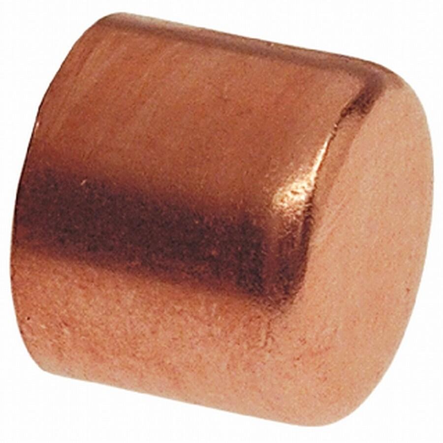 1/2-in Copper Slip Cap Fitting
