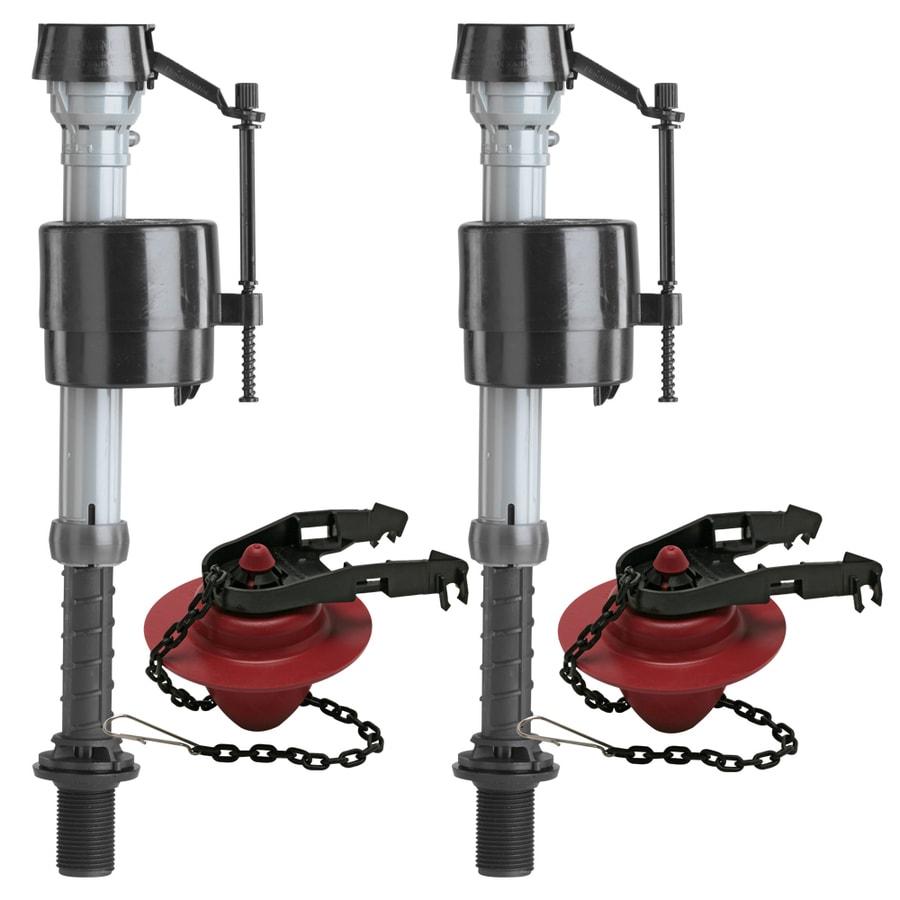 shop fluidmaster universal fit toilet repair kit at
