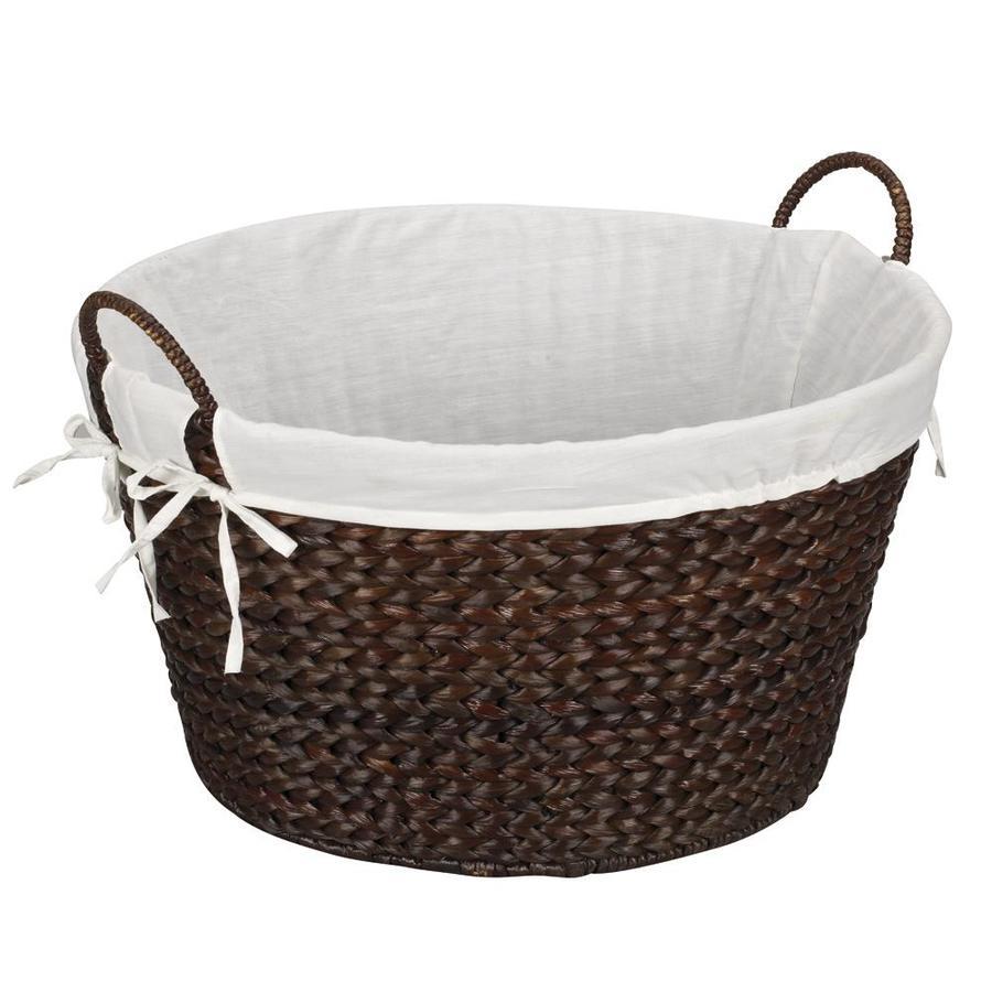 Household Essentials 1-Piece Wicker Basket