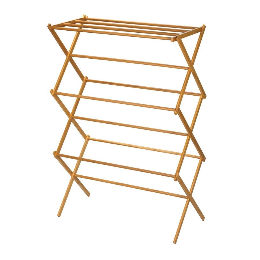 Household Essentials Wood Drying Rack