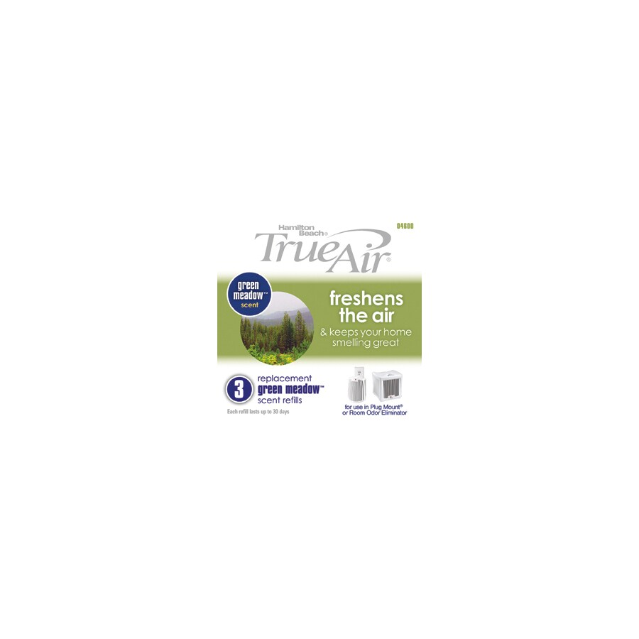 Hamilton Beach True Air Refill Green Meadow 3 pack