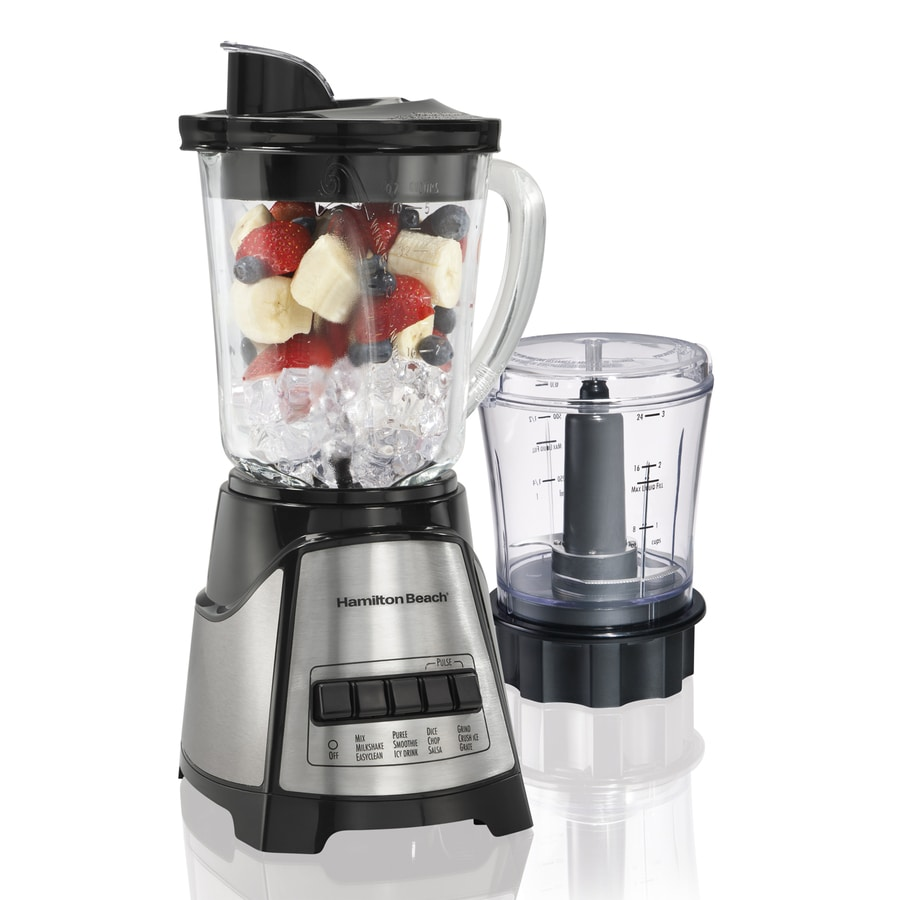 Hamilton Beach 40-oz Stainless 12-Speed 700-Watt Pulse Control Blender