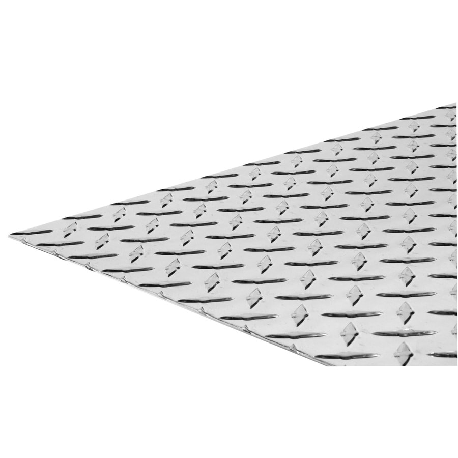 Steelworks 24-in x 4-ft Aluminum Sheet Metal