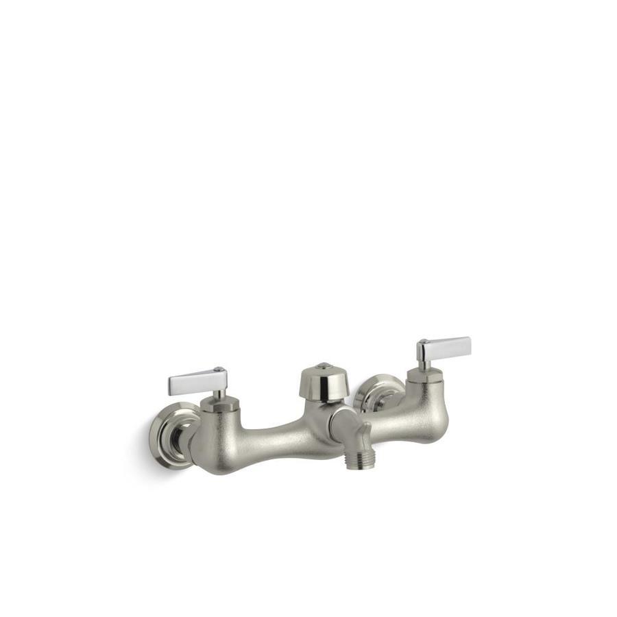KOHLER Knoxford Rough Plate 2-Handle Commercial Bathroom Faucet
