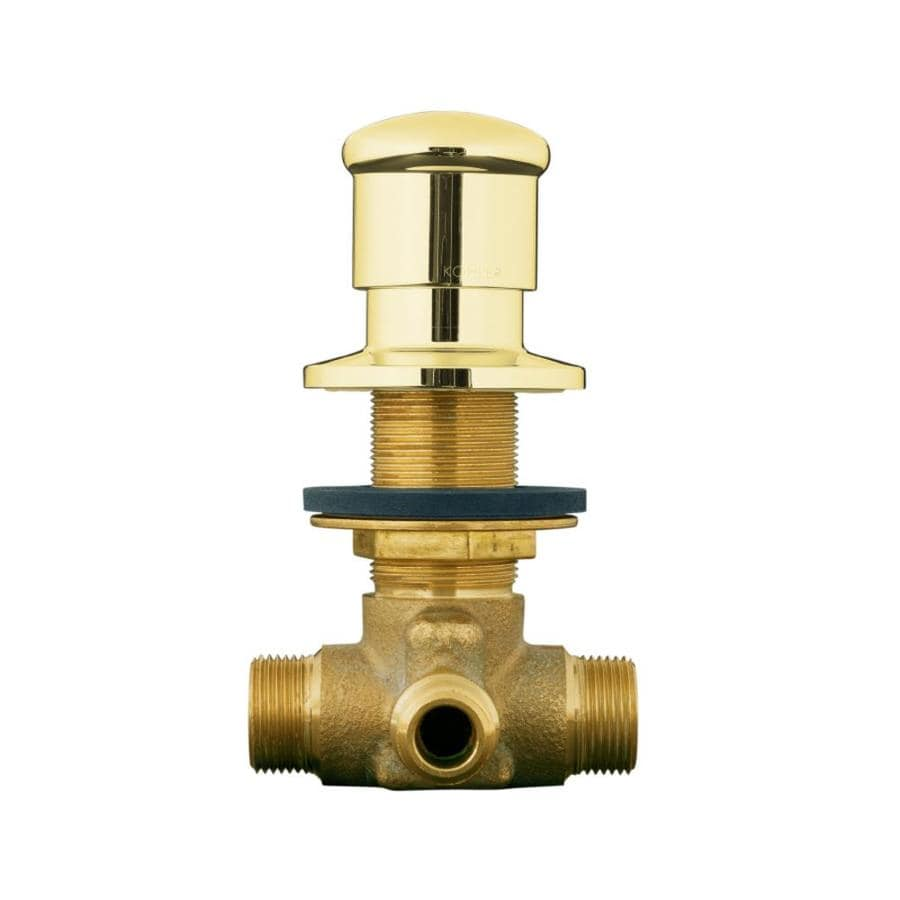 KOHLER 1/2-in Brass Sweat In-Line Shower Valve