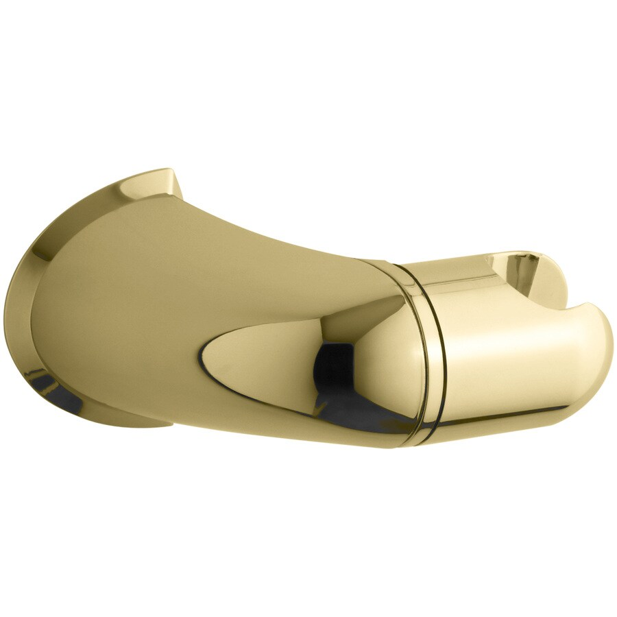 KOHLER Vibrant Polished Brass Hand Shower Holder